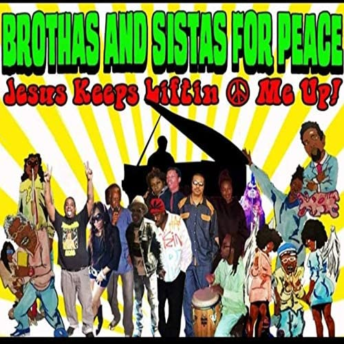 Brothas And Sistas for peace feat. Amuka Kelly, Joe Chambers, Roxi, Steve Boyd, Tracey Lewis Clinton & Eddie Lee Mathews