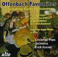 Offenbach Favourites, including Gait茅 Parisienne by Cincinnati Pops Orchestra (2010-08-10)