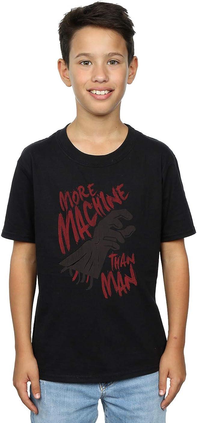 Star Wars Boys More Machine Than Man T-Shirt