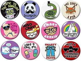 cute button pins
