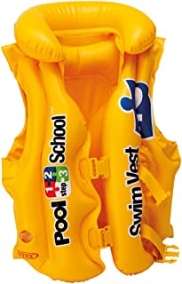 intex deluxe swim vest