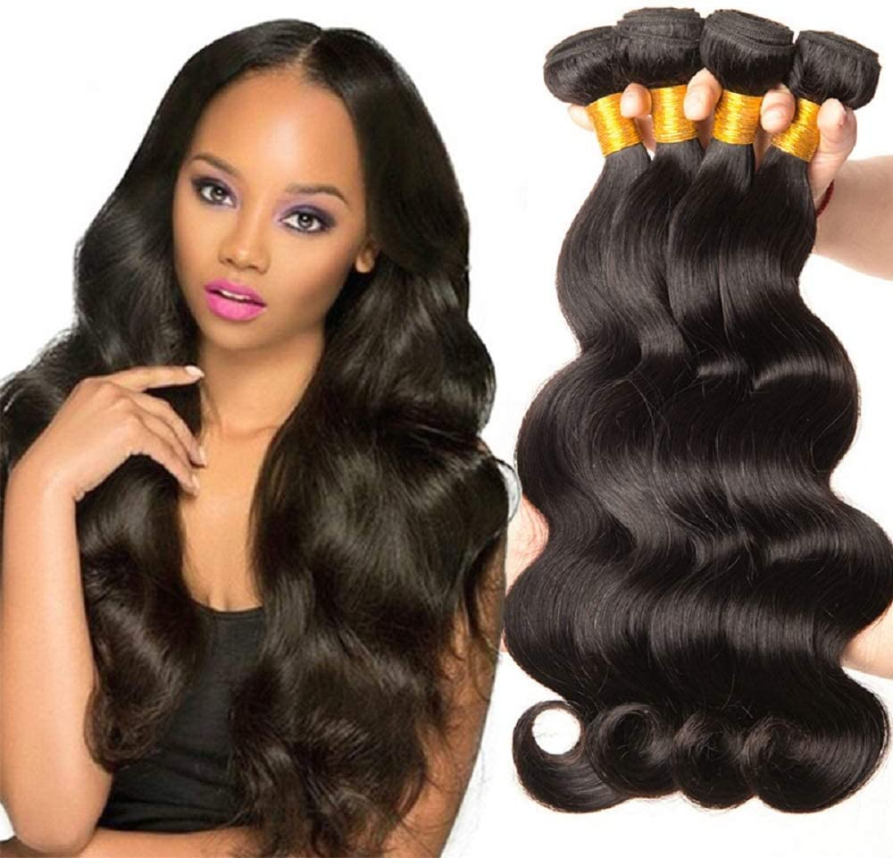 60% Off Coupon – Brazilian Hair Weave Bundles Wavy Hair Extensions Wigs