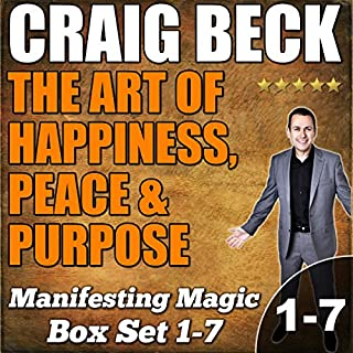 The Art of Happiness, Peace & Purpose cover art
