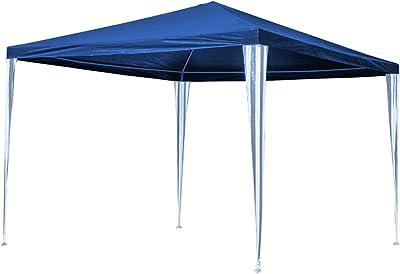 Huigou HG® 3 x 3 m carpa para fiestas, bodas, playa, camping ...