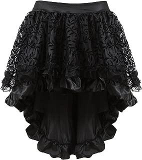 Best corset skirt plus size Reviews