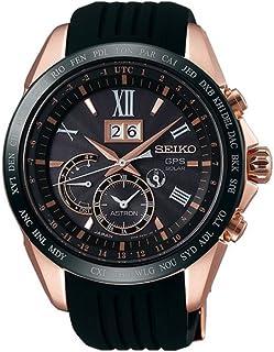 Seiko - Reloj Seiko Astron Big Date SSE153J1 Hombre Negro