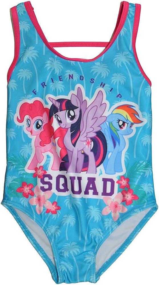 My Little Pony Little Girls One Piece Swimsuit