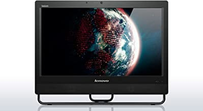 Lenovo ThinkCentre M93z All-in-One Computer - Intel Core i7 i7-4770S 3.10 GHz - Desktop - Business Black 10AD0004US