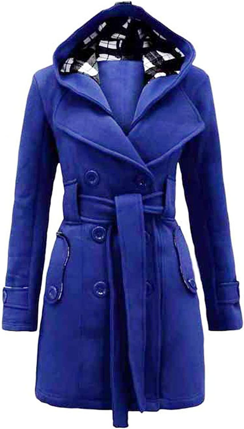 Womens' Topics on TV Outerwear Jackets Coats Manufacturer OFFicial shop Plaid Jacket Hoodie Tre Lined