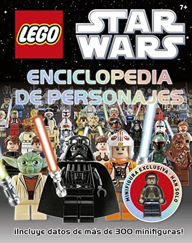 Enciclopedia de personajes LEGO STAR WARS