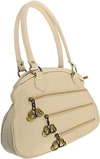 I DEFINE YOU Dazzling Heart Handbag for Girls and Women
