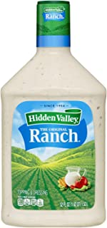 Sponsored Ad - Hidden Valley Salad Dressing and Topping, Original Ranch, 52 oz