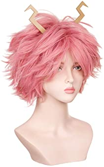 ColorGround Short Anime Cosplay Wig
