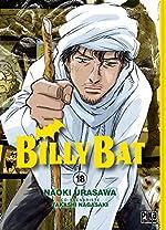 Billy Bat - Tome 18 de Naoki Urasawa