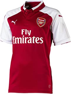 PUMA Arsenal FC Youth Home Jersey 17/18 [Red]