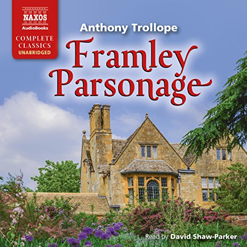 Couverture de Framley Parsonage