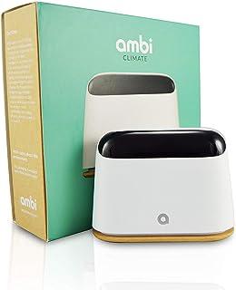 Ambi Climate 2 – Regulador Inteligente de Aire Acondicionado accionado por IA, Wi-Fi, Compatible con iOS/Android, IFTTT Activado – Blanco