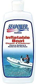 پاک کننده قایق بادی دریایی Seapower -Rubber-Vinyl - 16 اونس.