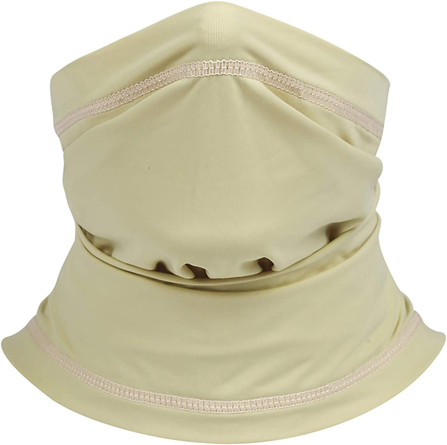 Cooling Neck Gaiter for Men Summer/Face Covering Scarf Bandana- UV Protection & Breathable Balaclava Headwear