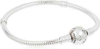 Pandora Women Silver Charm Bracelet - 590731CZ-17