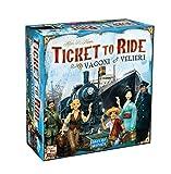 Asterion 8520–Ticket to Ride vagones y velieri Edición Italiana