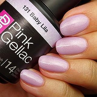 Pink Gellac Color 131 Baby Lila Esmalte Gel Permanente