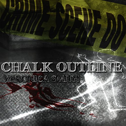 Chalk Outline audiobook cover art