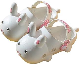 ddfd Niño Niña Slide Sandalias y Chanclas Zapatos de Playa y Piscina Unisex Niños Zapatillas Baño de Estar por Casa Verano