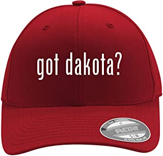 got Dakota? - Men's Flexfit Baseball Cap Hat