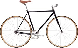 Core-Line 4130 State Bicycle | Fixed Gear/Single Speed Bike | Riser Bar