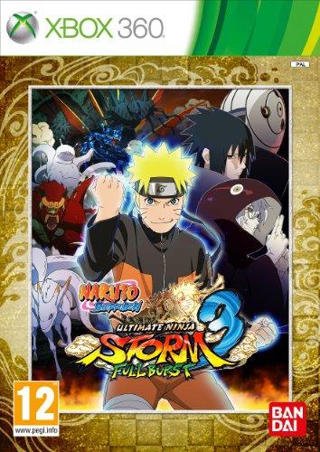 Naruto Ultimate Ninja Storm 3: Full Burst (Xbox 360) [Edizione: Regno Unito]