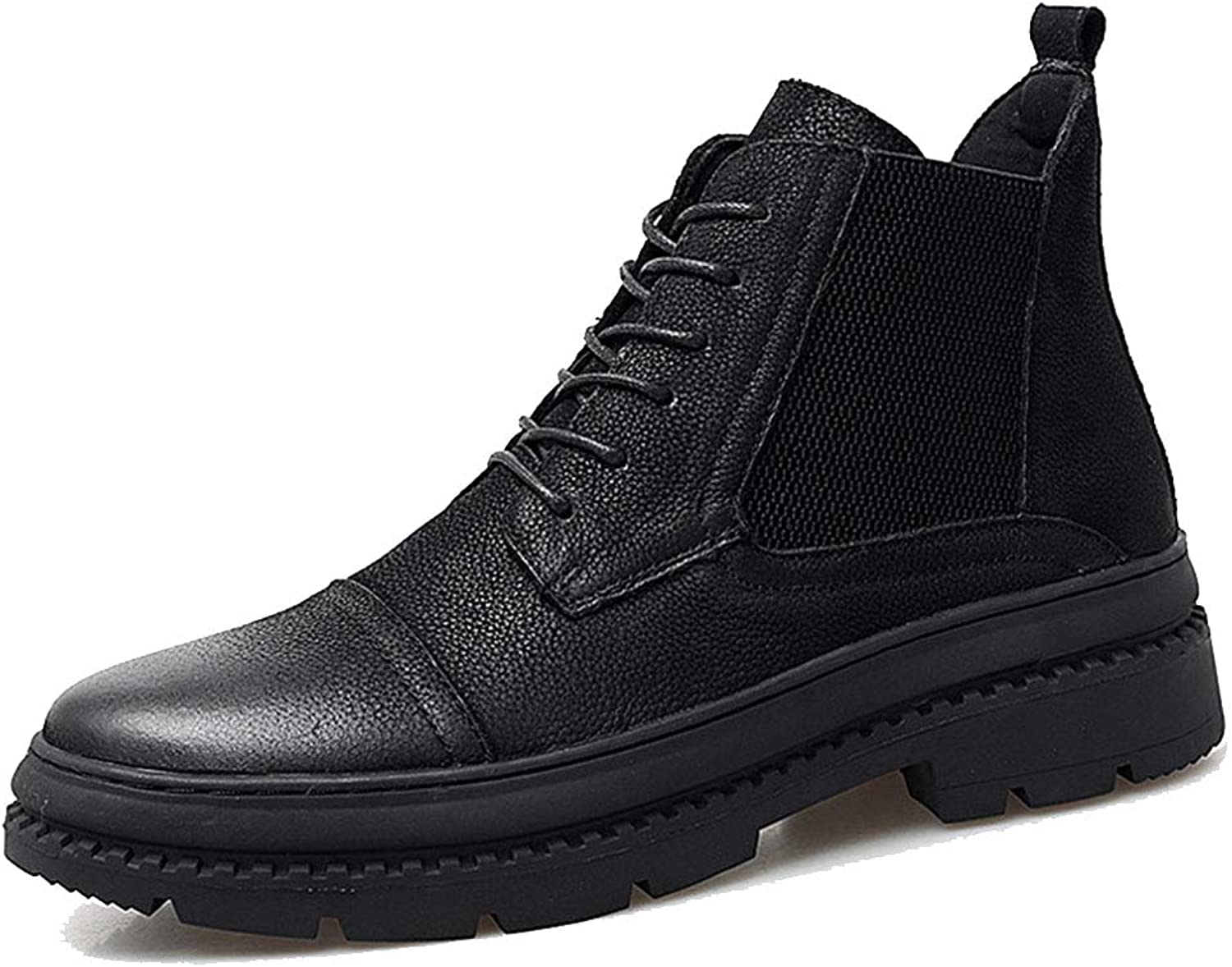 Men's Martin Boots Autumn Retro Large Size Martin Boots Fashion Casual shoes