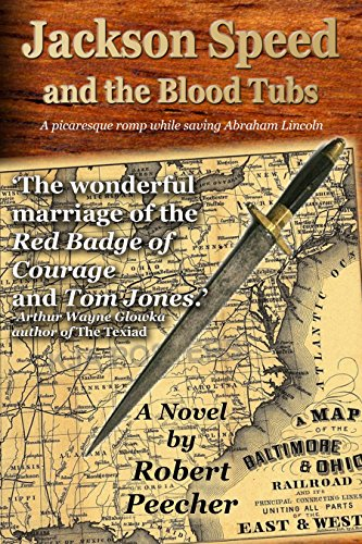 Jackson Speed and the Blood Tubs (The Jackson Speed Memoirs Book 2) (English Edition)
