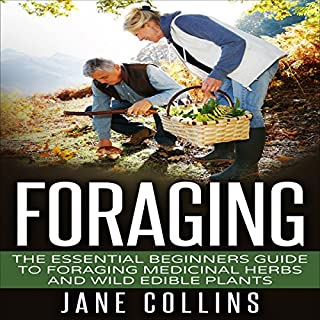 Foraging cover art