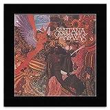 Stick It On Your Wall Santana–Abraxas 1970Mini