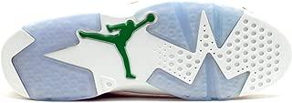 Men's Air Jordan VI 6 Retro Spiz'ike Varsity Red/Classic Green-Black-White 694091-625 Shoe
