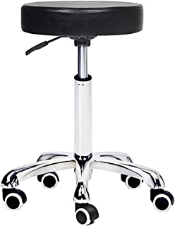 Best rolling shop stool with backrest Reviews