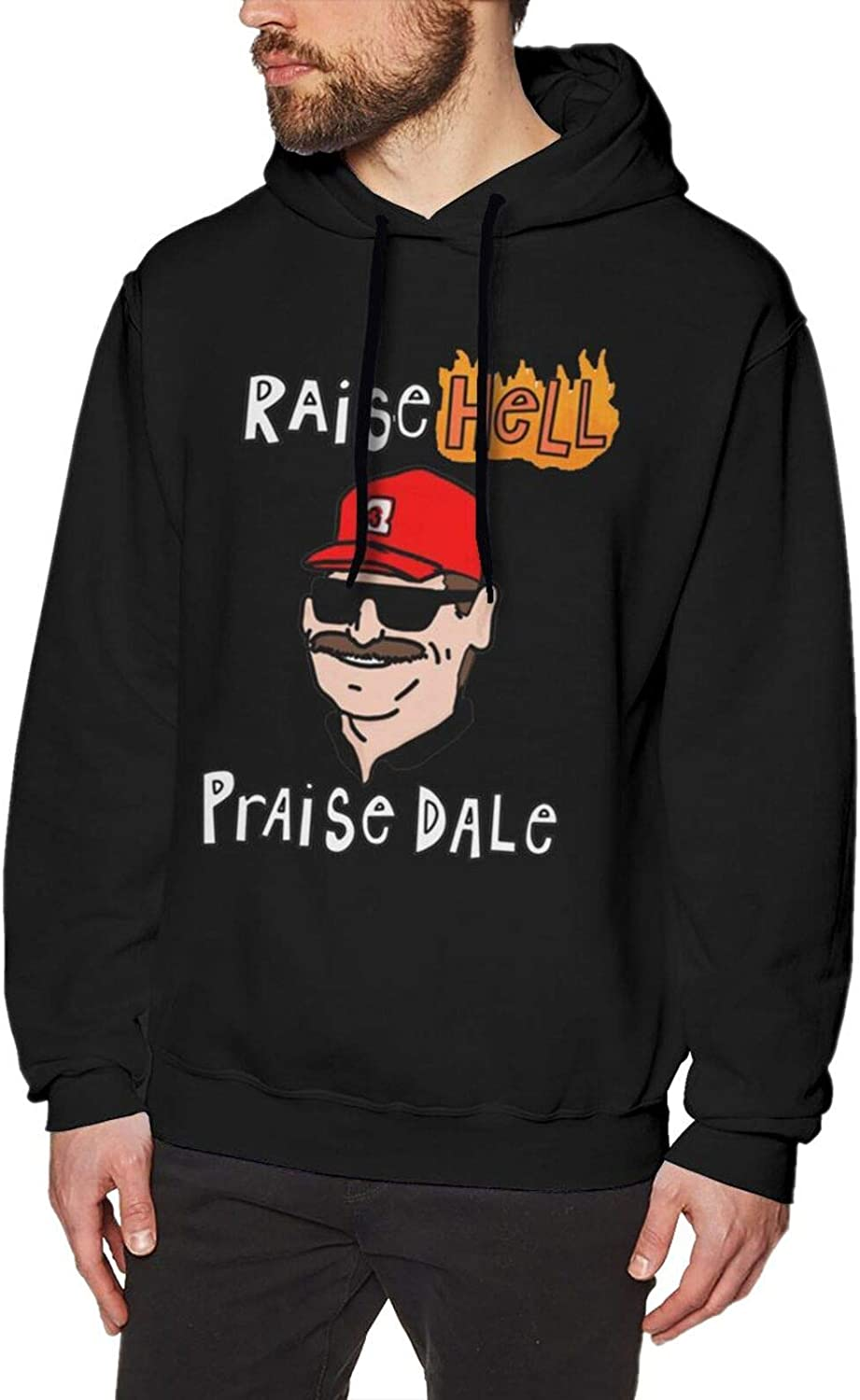 RUIHGK Raise Hell Praise Dale Trucks Hoodie 70% OFF Outlet Sleeve Long Pullover 1 year warranty