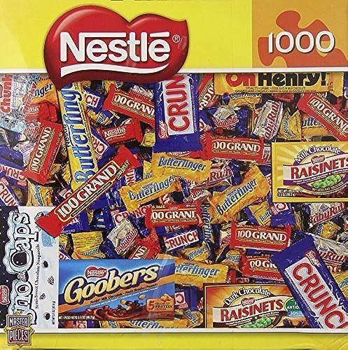 Nestle 1000 Piece Puzzle by MasterPieces