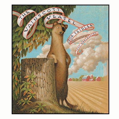 The Wainscott Weasel Audiobook By Tor Seidler cover art