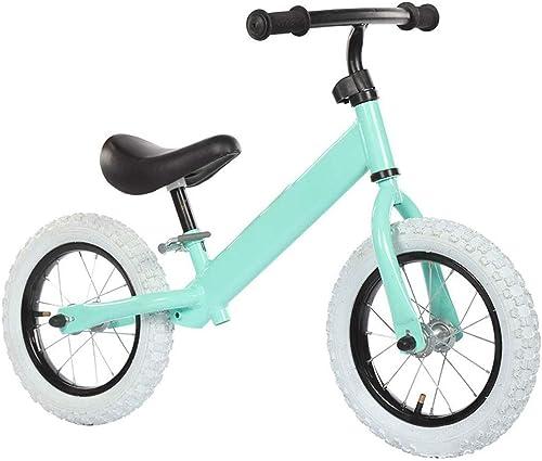 SSRS   de Bicyclette for Enfants, Scooter de Voiture, sans Patins (Couleur   vert)
