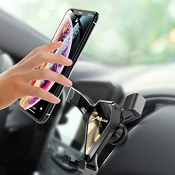 BYBYCD Car Mobile Phone Holder Gravity Universal Mirror Dashboard Mount 360/° Stand Sucker Car Mobilephone Stand