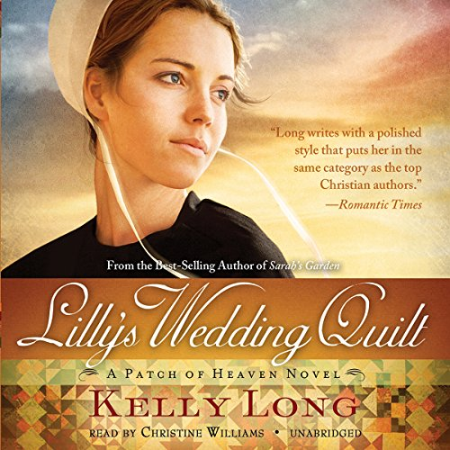 Lilly's Wedding Quilt audiobook cover art