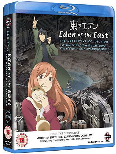 Eden of The East Complete Coll [Blu-Ray] [Import]