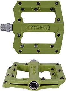 Fyxation Mesa MP Platform Bicycle Pedal - Desert Series - Sedona Green - PD3070