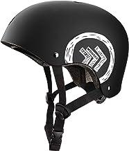 MONATA Skateboard Bike Helmet-CPSC دارای مجوز برای جوانان و بزرگسالان دوچرخه سواری چند ورزشی ، اسکیت غلتکی ، اسکیت بورد ، اسکوتر ، Longboarding ، Rollerblading