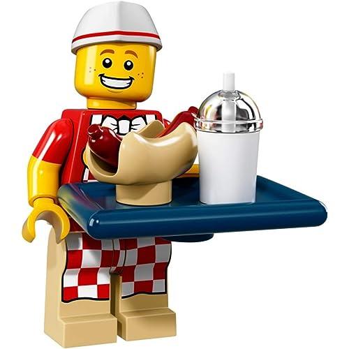 LEGO 71018 MINIFIGURES Series 17 Rocket Boy #13