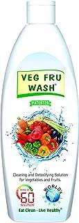 VEG FRU WASH Vegetable and Fruit Cleaner (400ml)