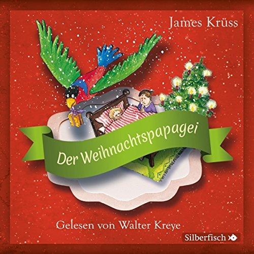 Der Weihnachtspapagei audiobook cover art