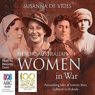 Heroic Australian Women in War cover art